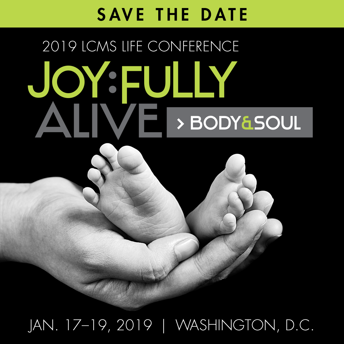 2019 lcms life conference in washington dc