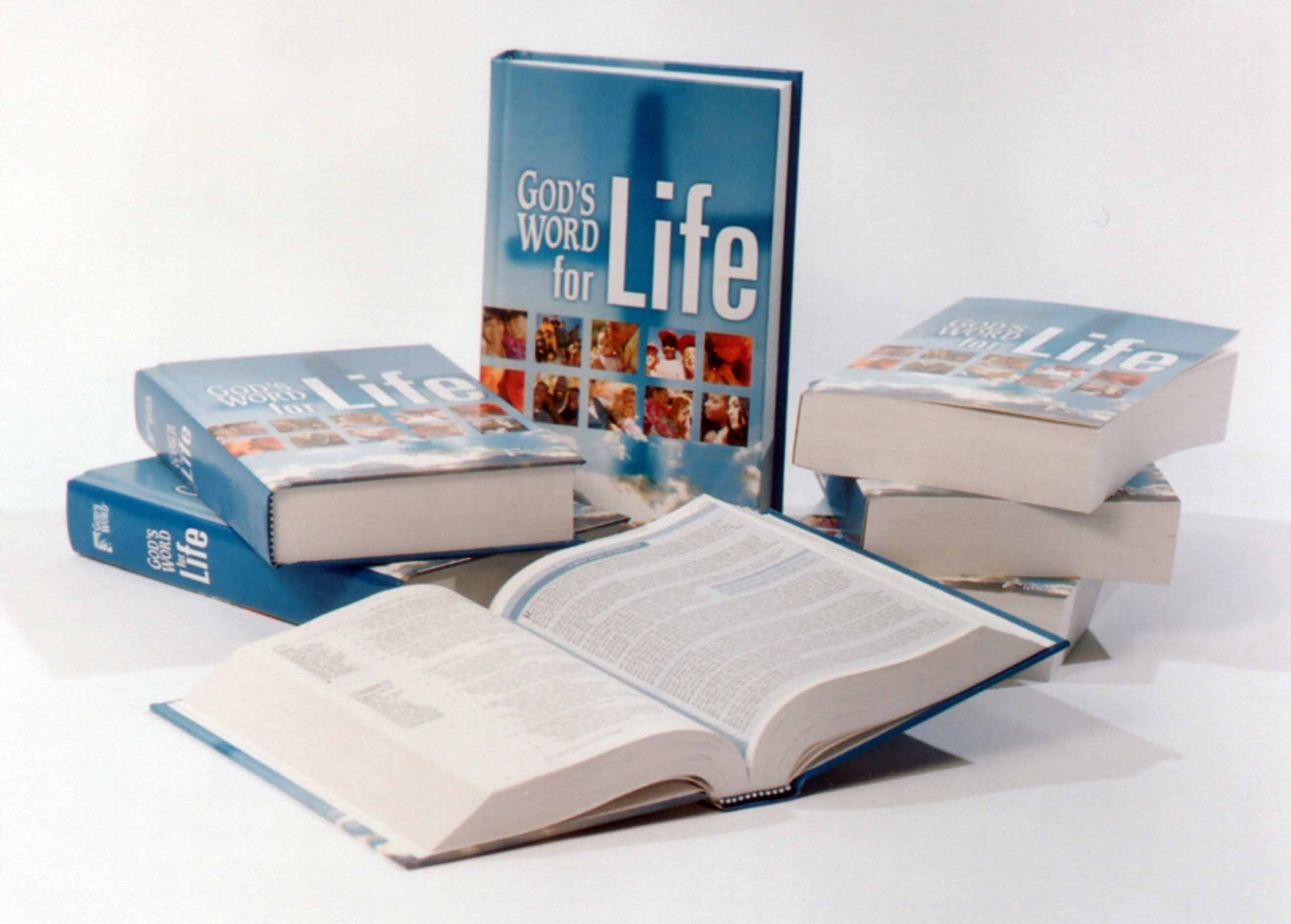 GOD'S WORD for Life layout